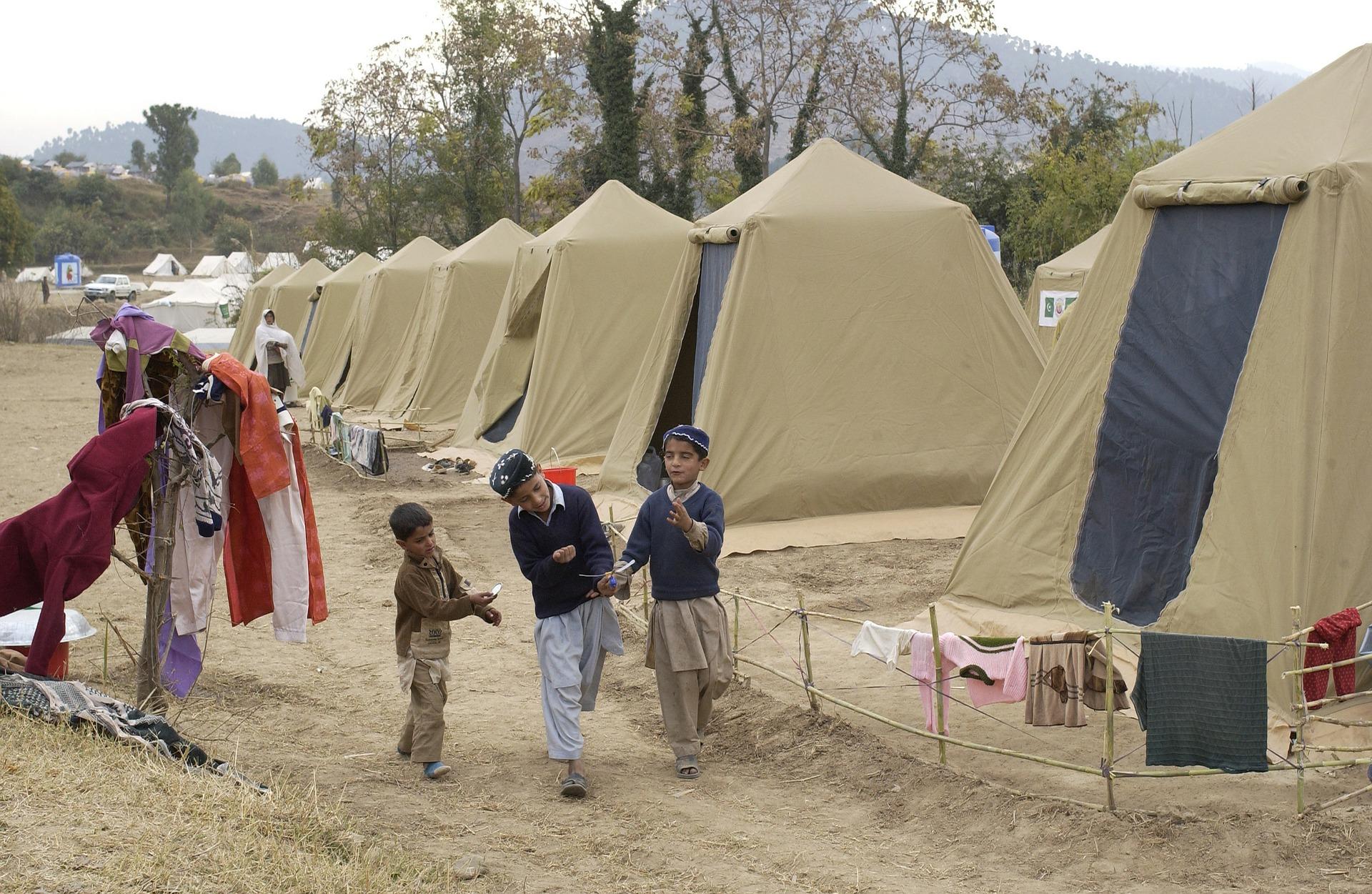 D'ici la fin de la décennie, il pourrait y avoir plus de 50 millions de réfugiés climatiques dans le monde. Le Haut-Commissariat des Nations Unies pour les Réfugiés (UNHCR) agit pour protéger les droits des réfugiés.  - Photo :  Pixabay